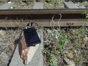 Rail track divination